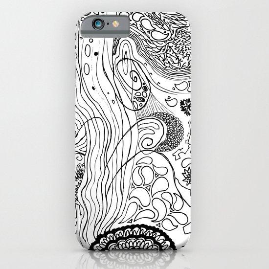 Geometric Stream iPhone & iPod Case