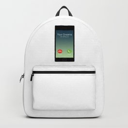 Your dreams are calling Backpack