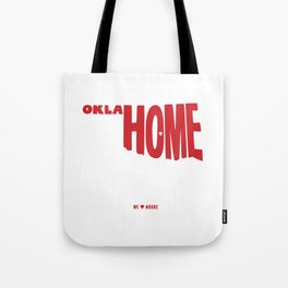 oklaHOME Tote Bag