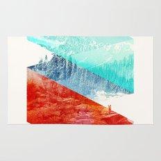 Mountain Stripes Rug