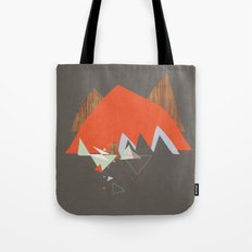 Party In The Mountains//Seven Tote Bag