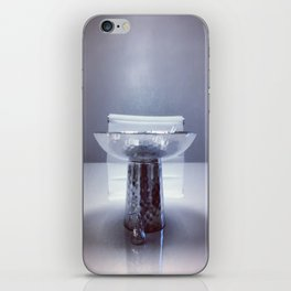 DISGUISSED KISS iPhone Skin