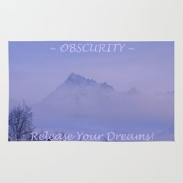 ~ Obscurity ~ Rug