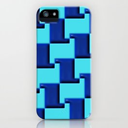 Geometrix 163 iPhone Case