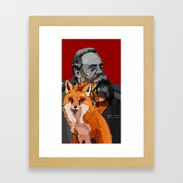 Engels Framed Art Print
