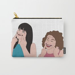 Broad City Smile Carry-All Pouch