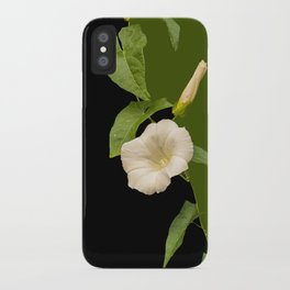 White Beauty iPhone Case