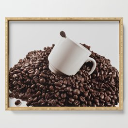 coffee bliss Serving Tray