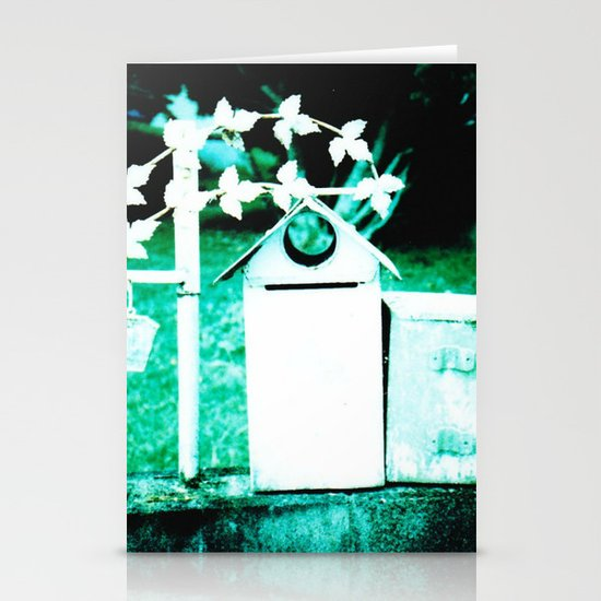 Mailbox Stationery Cards
