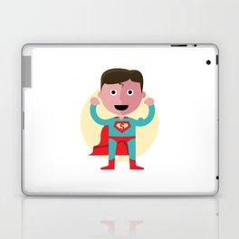 Man of spandex Laptop & iPad Skin
