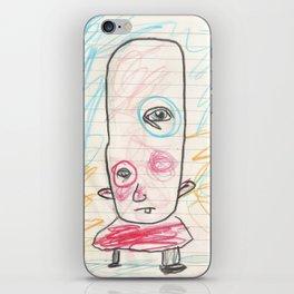 BUMBO iPhone Skin