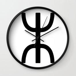 Rune 18 Wall Clock