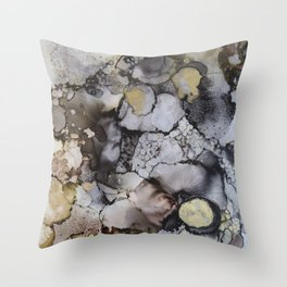 Connection Throw Pillow