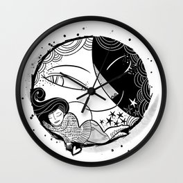 Tranquility Wall Clock
