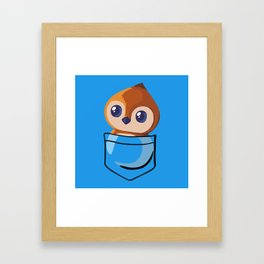Pepe! Framed Art Print