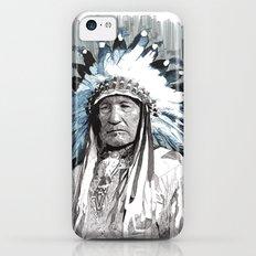 Native American Chief Slim Case iPhone 5c