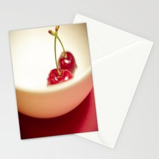 Cherry Heaven Stationery Cards
