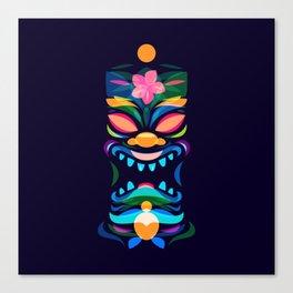 Polynesian Spirit Canvas Print