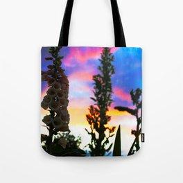 dramatic nature Tote Bag