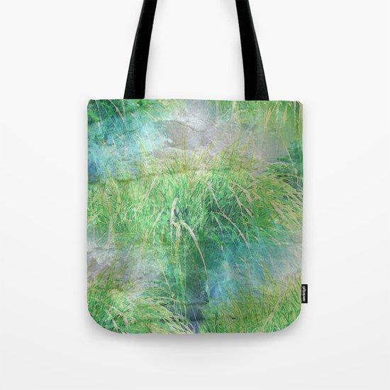 Nature's Miracles Abstract Tote Bag
