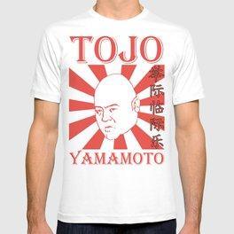 Memphis Wrestler Tojo Yamamoto  T-shirt