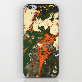 Menace iPhone Skin