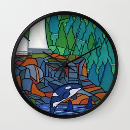 The Passage Wall Clock