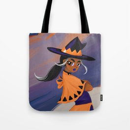 Sword Witch Tote Bag