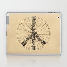 Peace & Bike (Lines) Laptop & iPad Skin