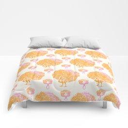 The Preening Comforters