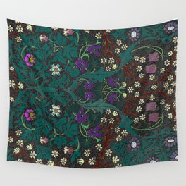 Blackthorn - William Morris Wall Tapestry