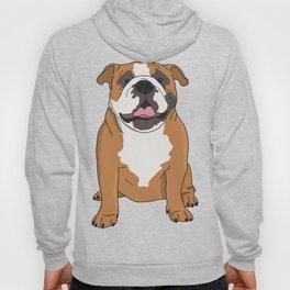 Bull dog Hoody