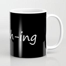 #Huynh-ing (Inverted) Coffee Mug