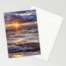 The Wonder of a Sunset Stationery Cards