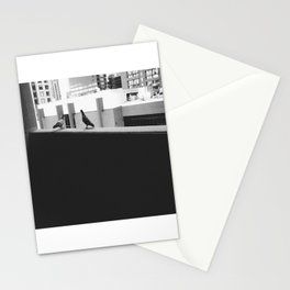 two pigeons Stationery Cards