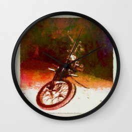 FLATHEAD - 043 Wall Clock