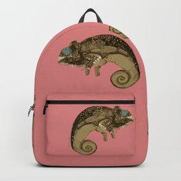 Pink Chamaleon (c) 2017 Backpack