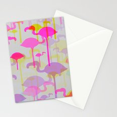 Flamingo Land Stationery Cards