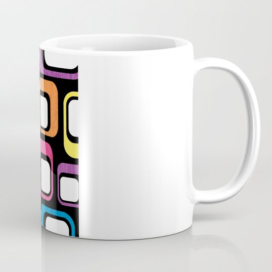 Retro All Sorts. Mug