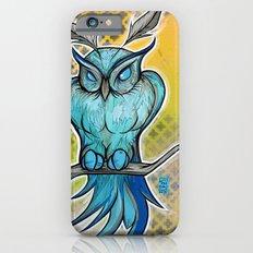 Blue Owl Slim Case iPhone 6s
