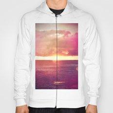 Ocean Sunset Bokeh Hoody