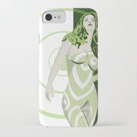 vertigo iPhone & iPod Cases featuring Vertigo by Andrew Formosa