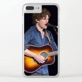 Vance Joy Clear iPhone Case