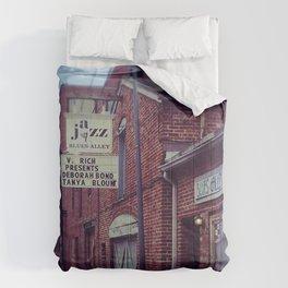 Blues Alley (Washington, DC) Comforters