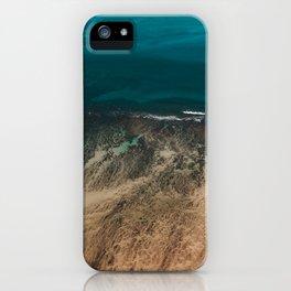 Hawaiian Sea iPhone Case