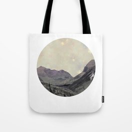 Alps Wanderer Tote Bag