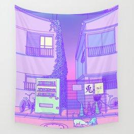 Pastel Tokyo Cats Wandbehang