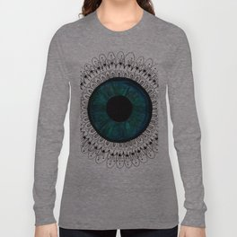 Eye of Cecile  Long Sleeve T-shirt