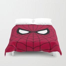Spider man superhero Duvet Cover