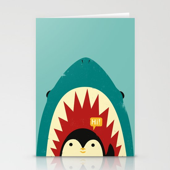 Hi! Stationery Cards